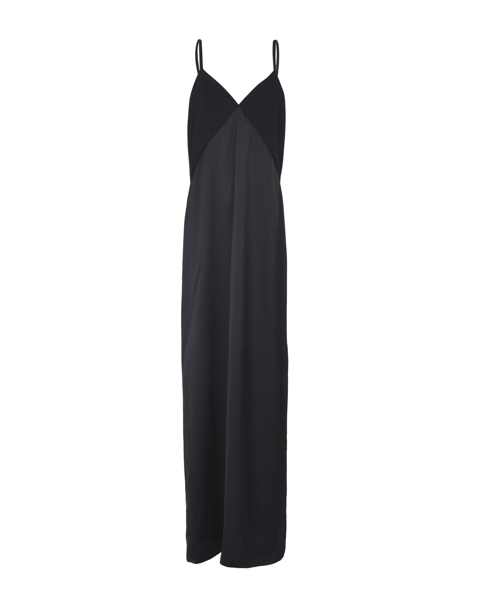 NINEMINUTES Длинное платье платье короткое спереди длинное сзади летнее