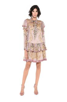 ALBERTA FERRETTI PALACE MINI DRESS Abito Corto D f