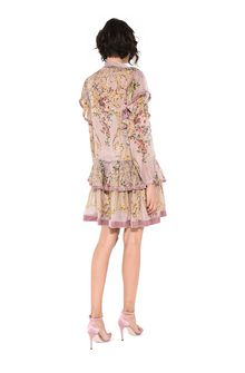 ALBERTA FERRETTI PALACE MINI DRESS Short Dress D r
