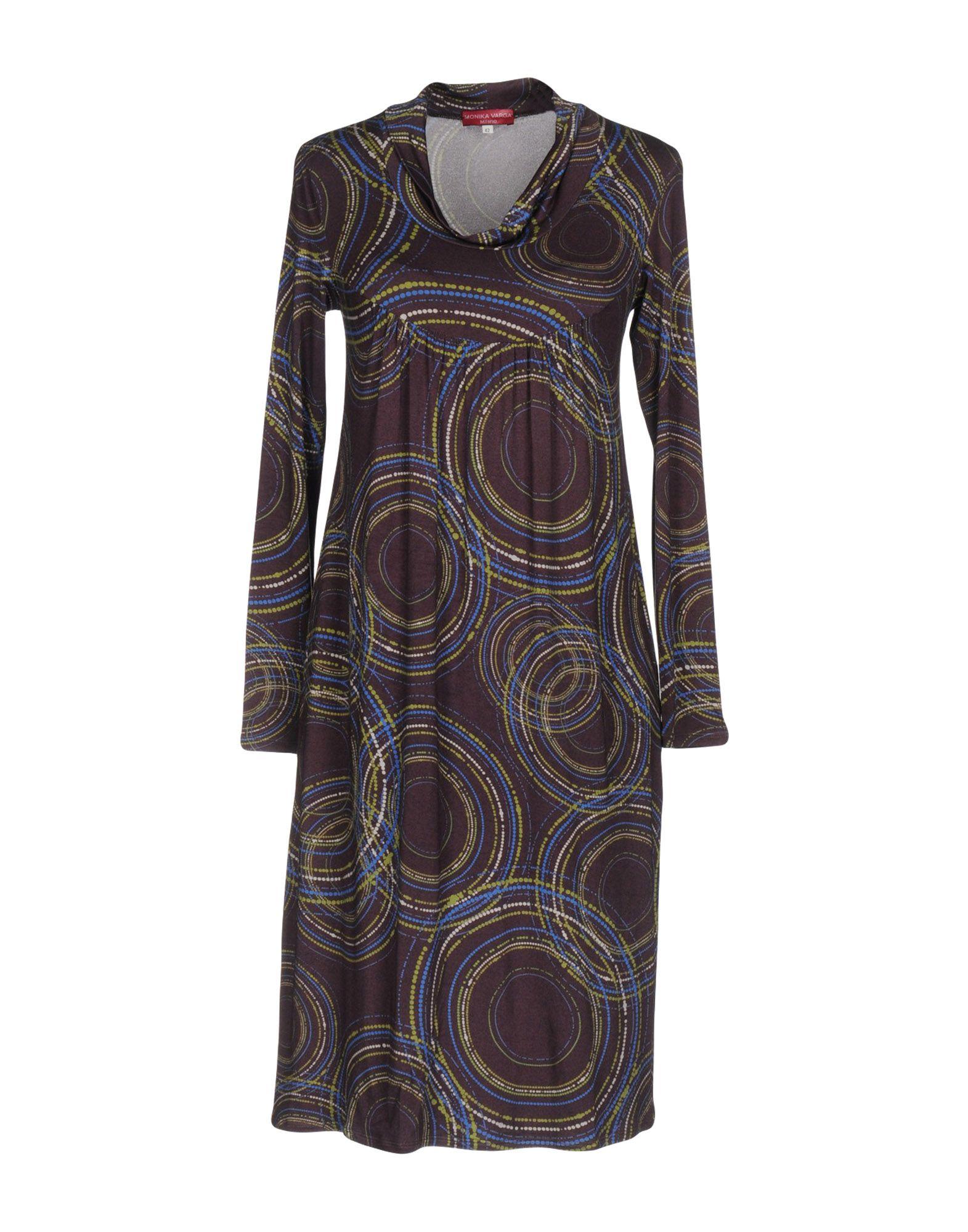MONIKA VARGA Короткое платье cazdzy короткое коктейльное платье с бантами