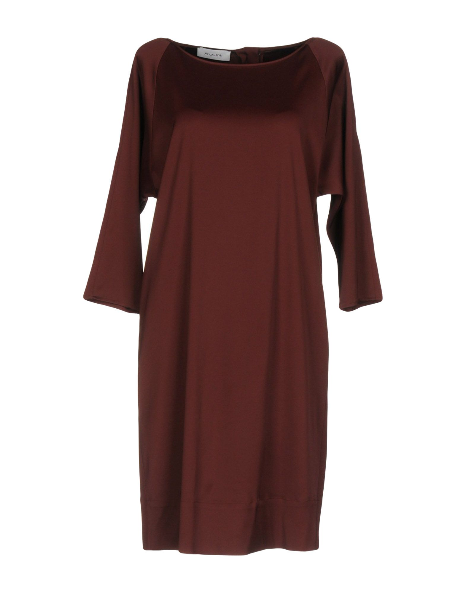 AGLINI Короткое платье aglini платье длиной 3 4