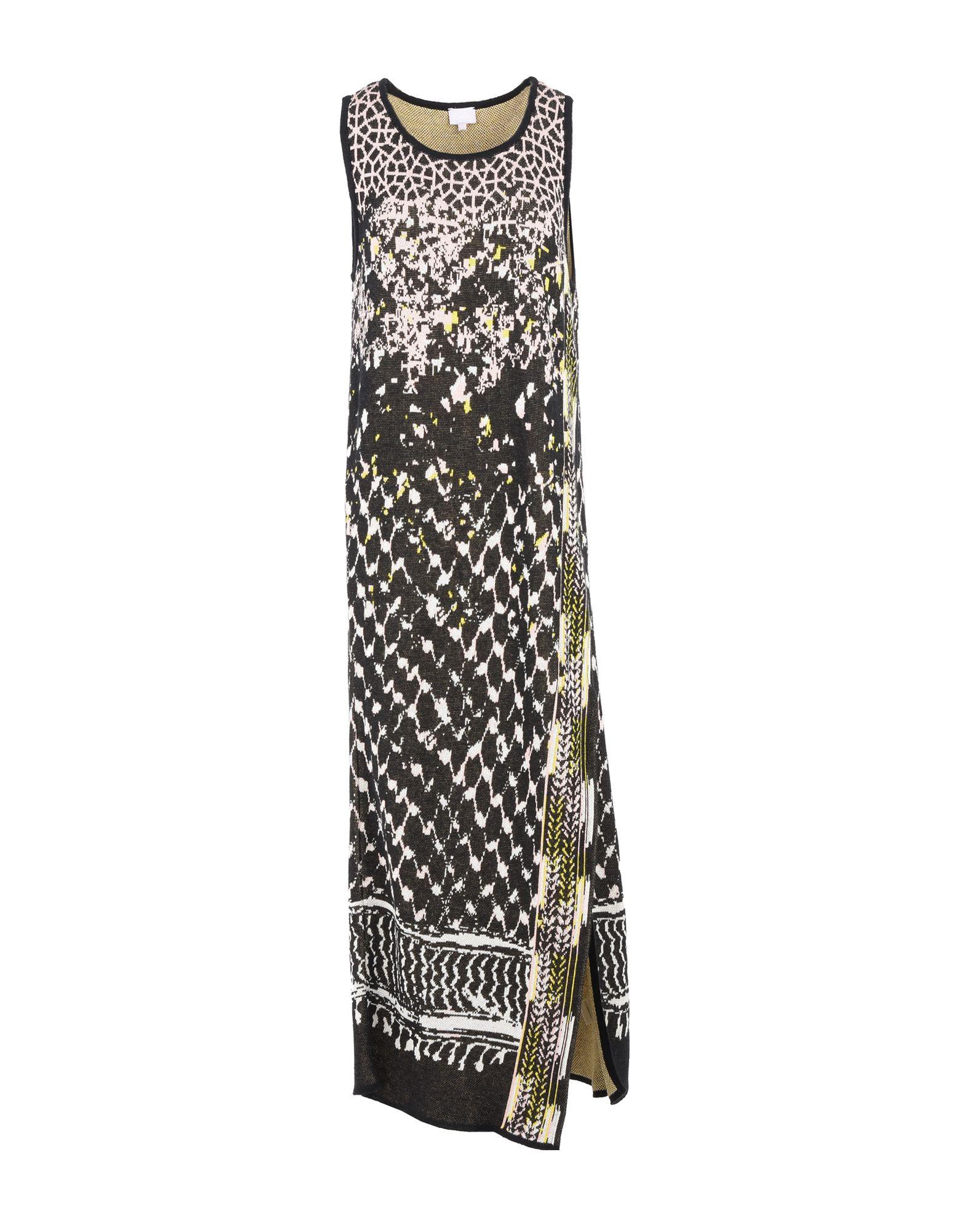 LALA BERLIN Длинное платье цены онлайн