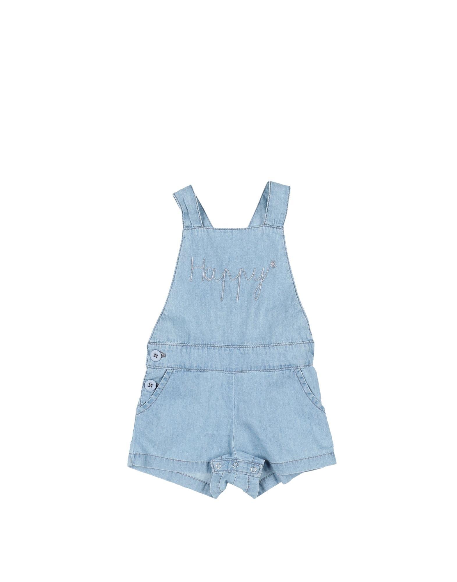 EMILE ET IDA Baby overalls