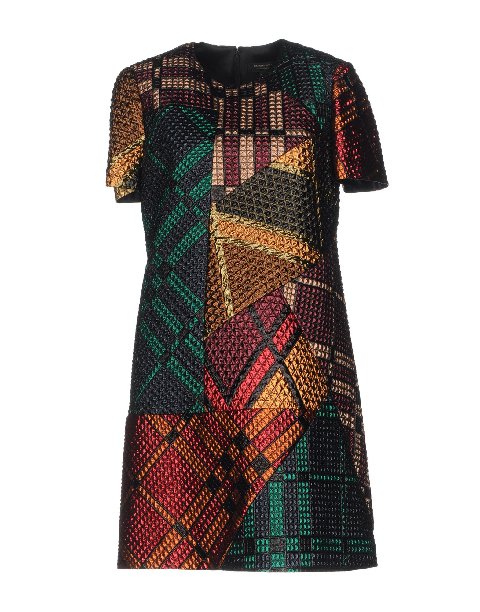 BURBERRY Короткое платье burberry кружевное платье