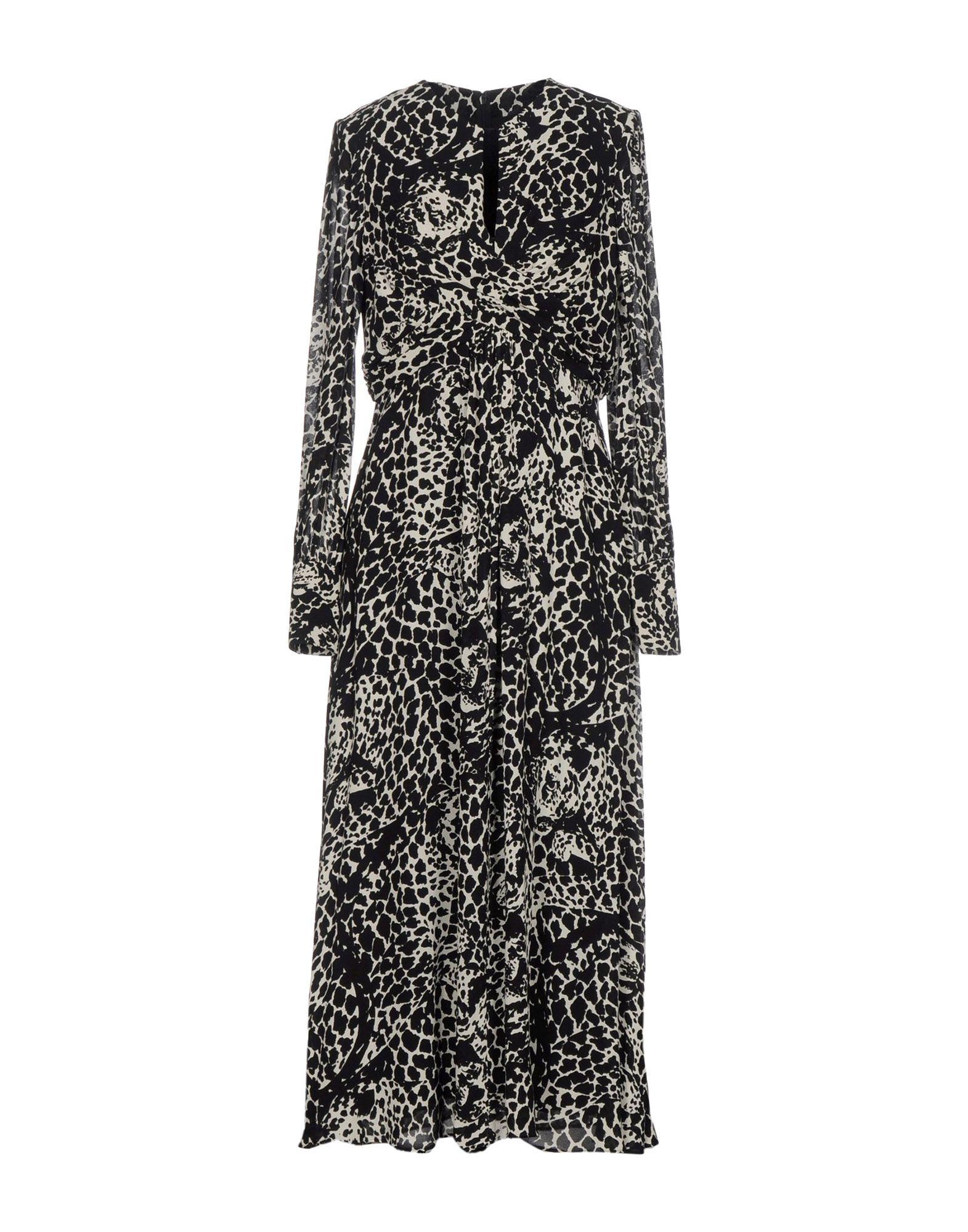 SAINT LAURENT Платье длиной 3/4 saint laurent платье длиной 3 4