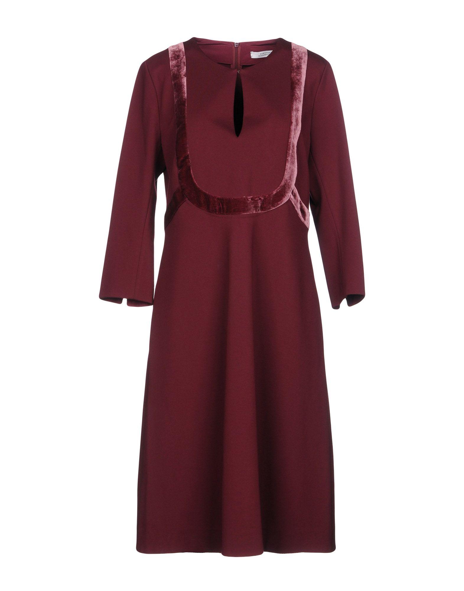 DOROTHEE SCHUMACHER Платье до колена dorothee