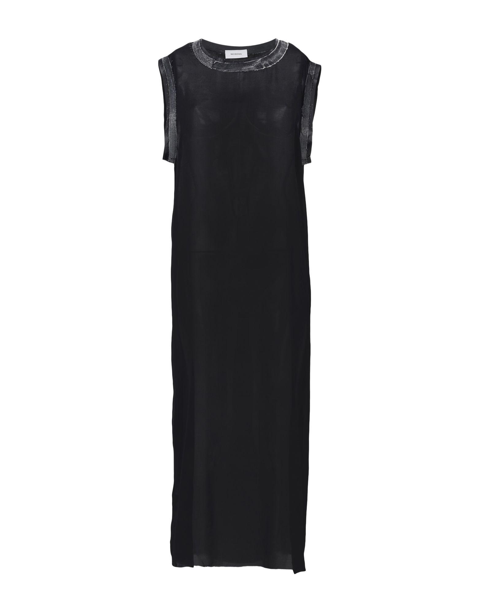 MAISON 9 Paris Длинное платье maison 9 paris повседневные брюки
