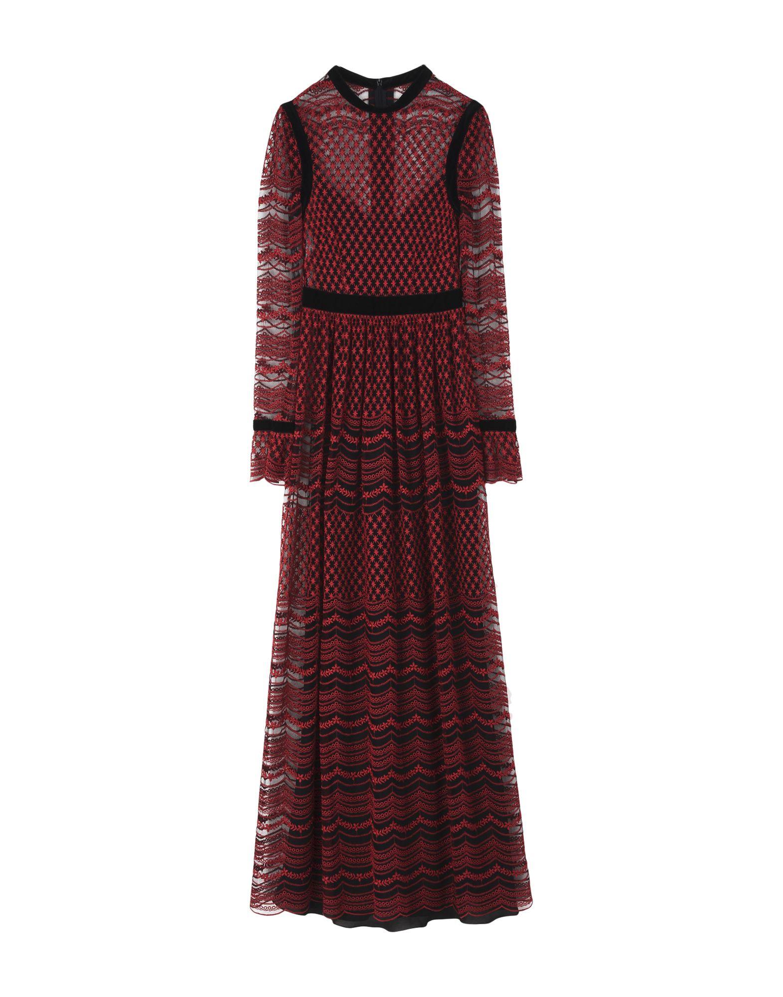 PHILOSOPHY di LORENZO SERAFINI Длинное платье цена