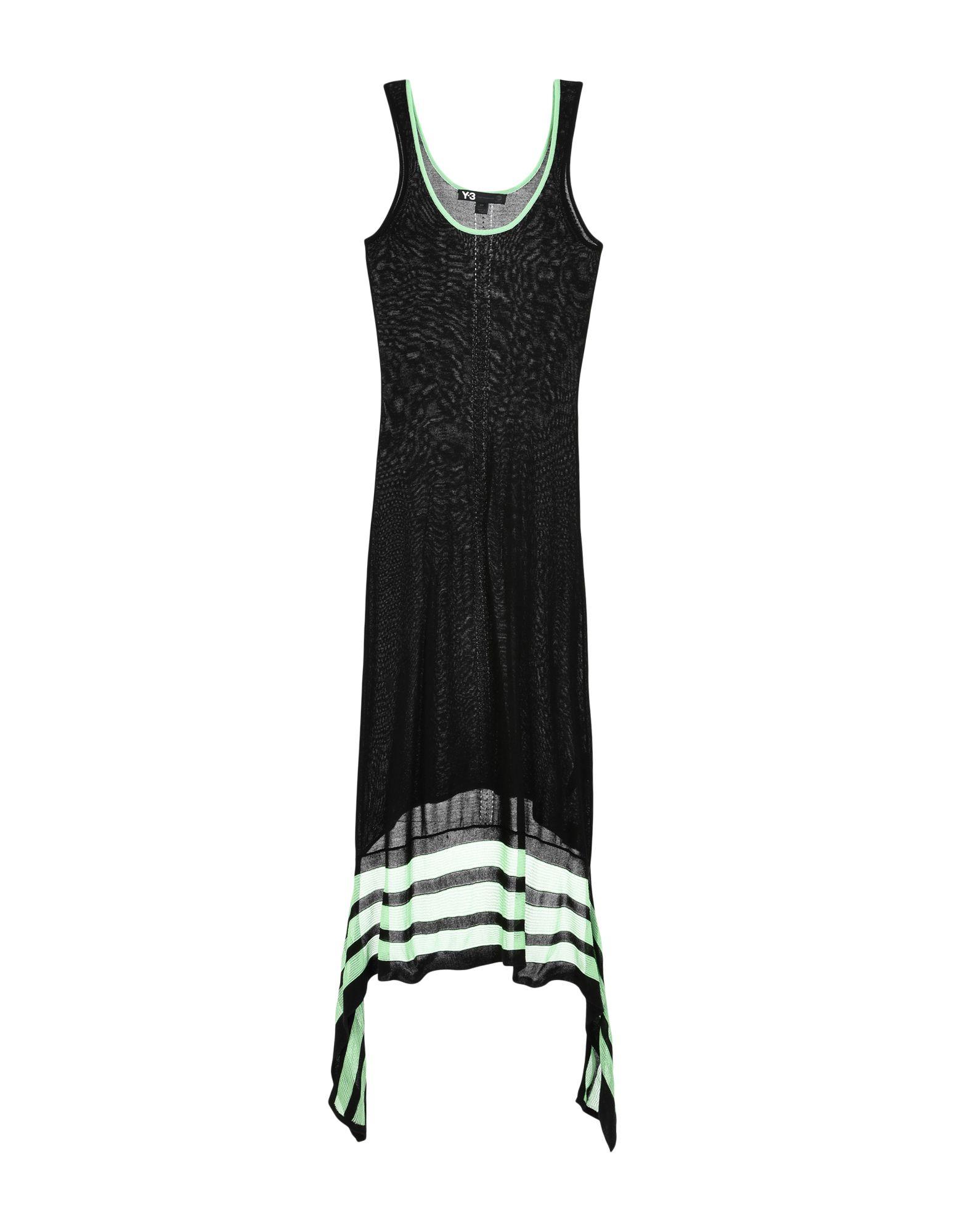 Y-3 Платье до колена paolo casalini платье до колена