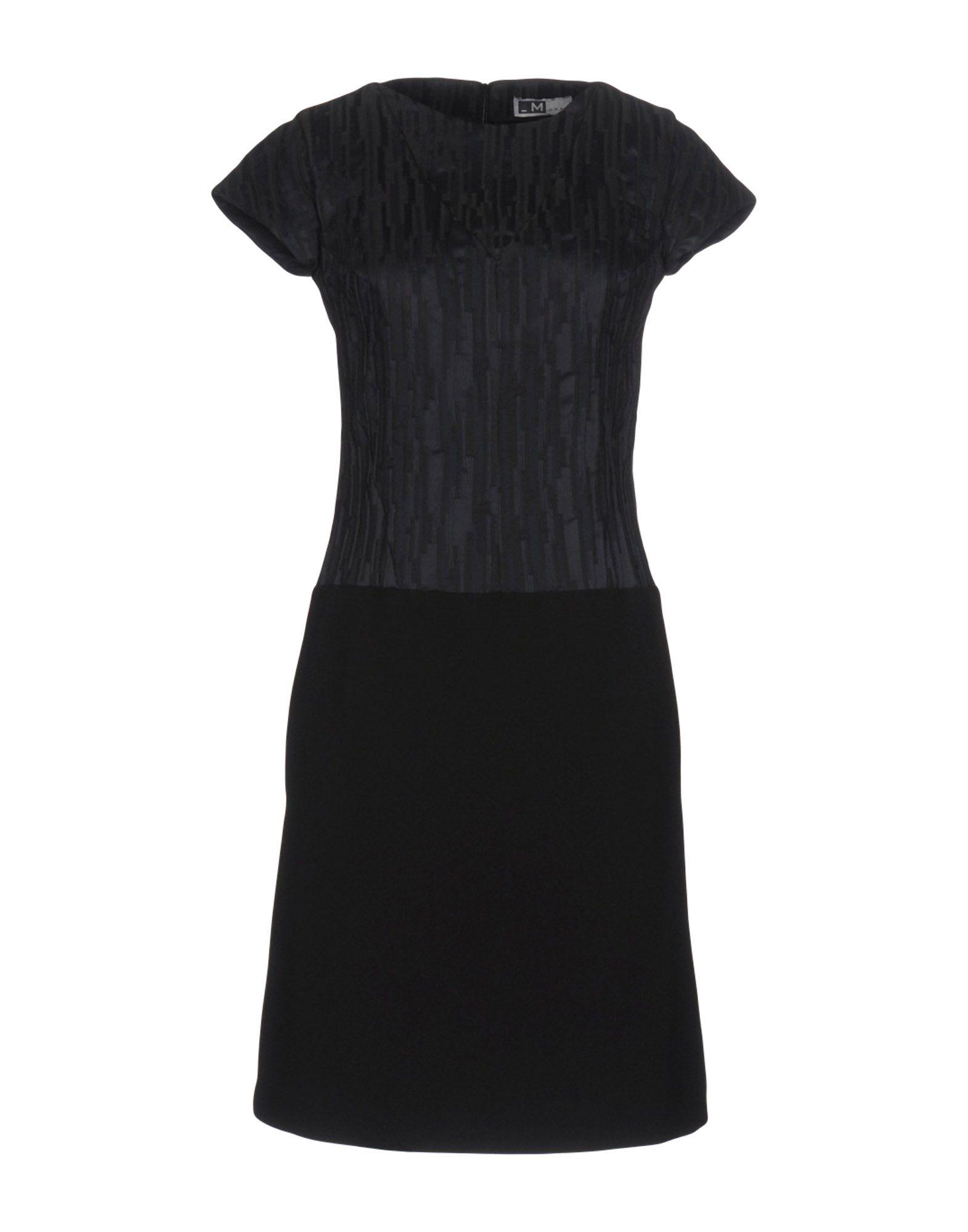 _M GRAY Короткое платье lisa corti короткое платье