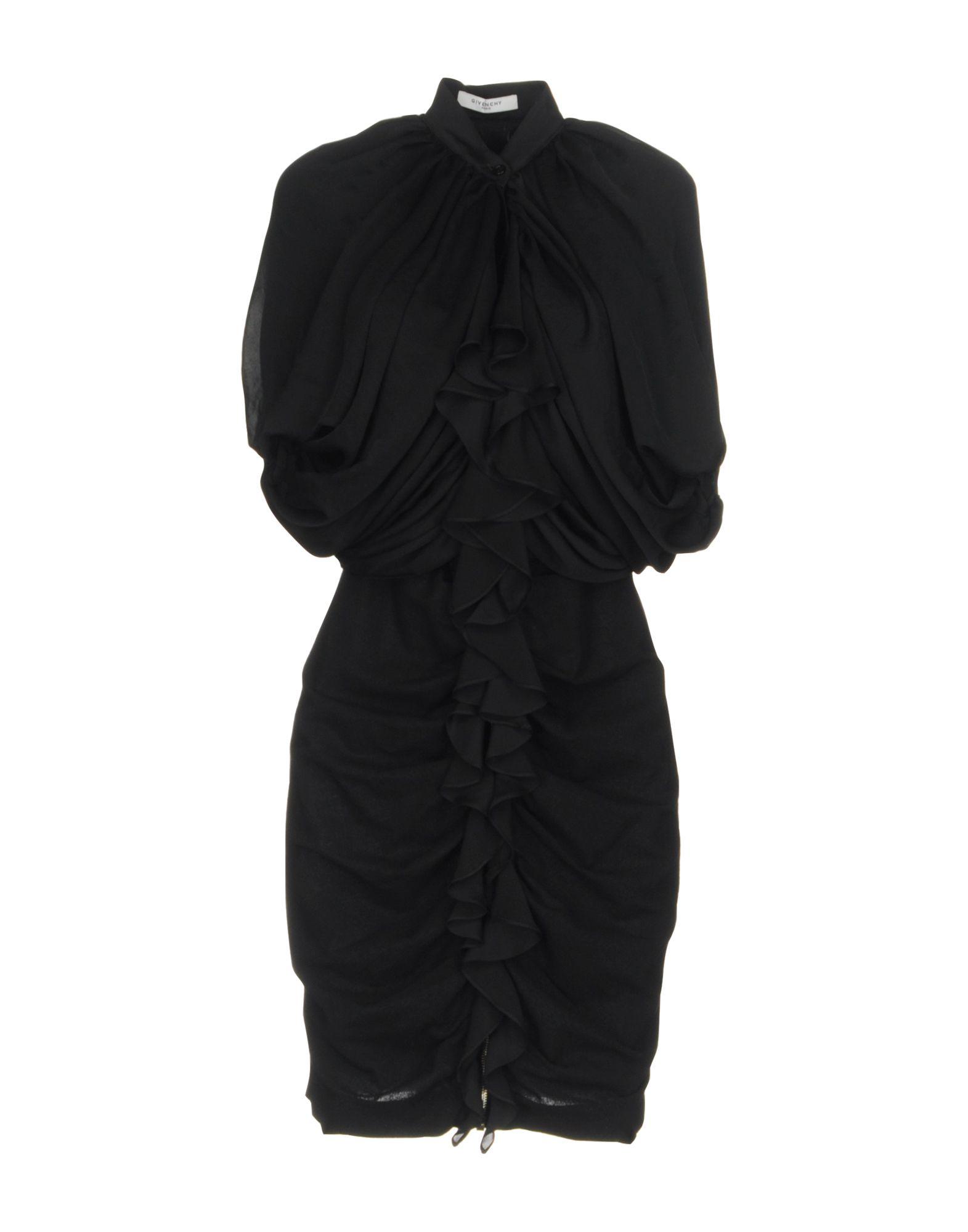 GIVENCHY Короткое платье givenchy платье длиной 3 4