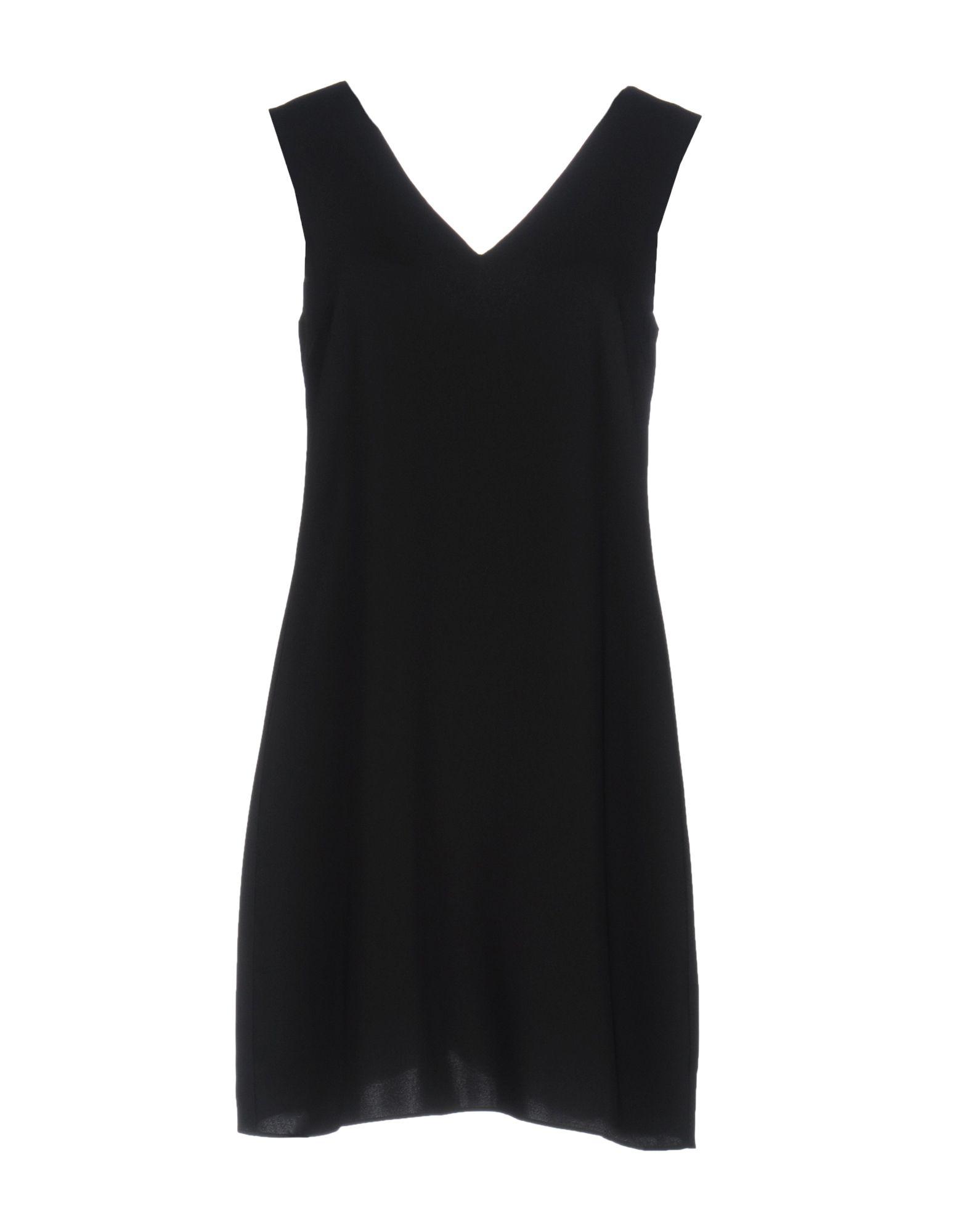 COOPER & ELLA Short Dress in Black