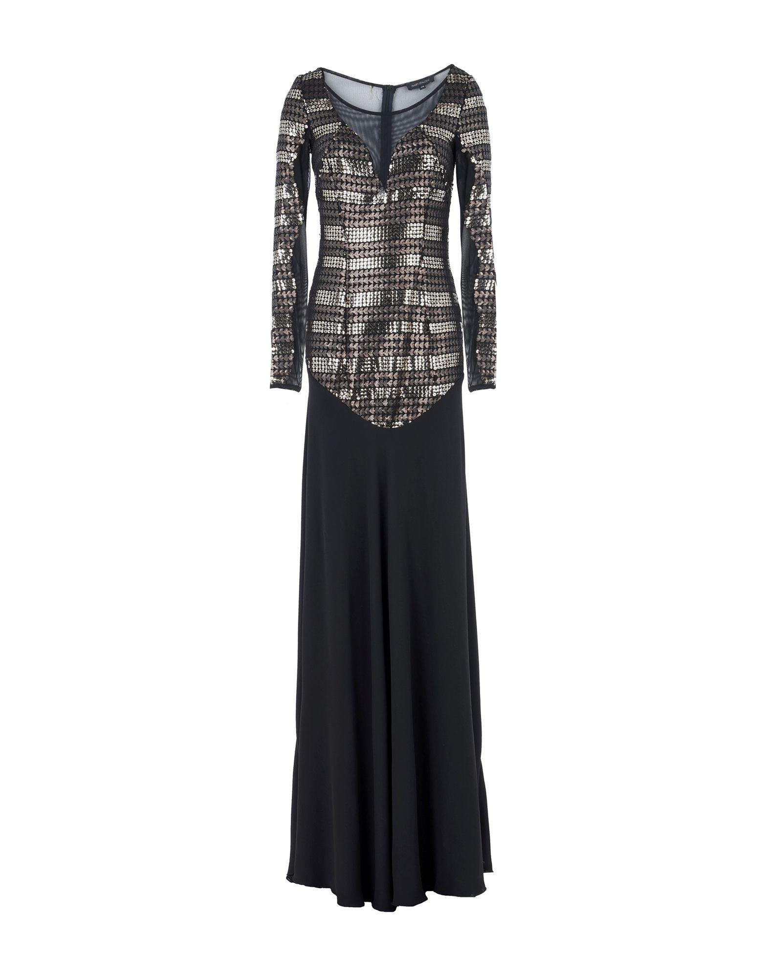 MARY D'ALOIA® Длинное платье платье