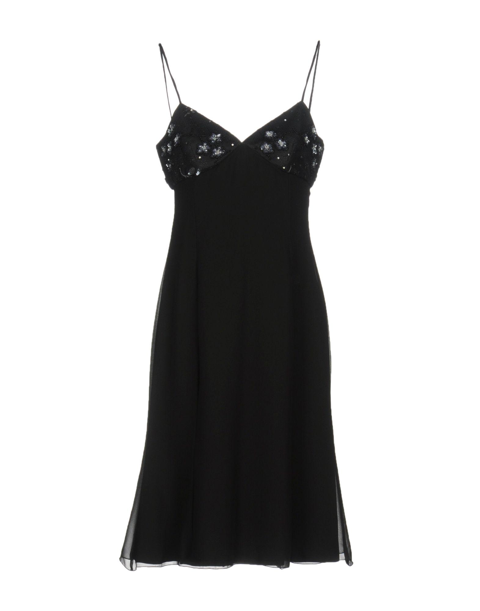 ARMANI COLLEZIONI Платье до колена цена и фото