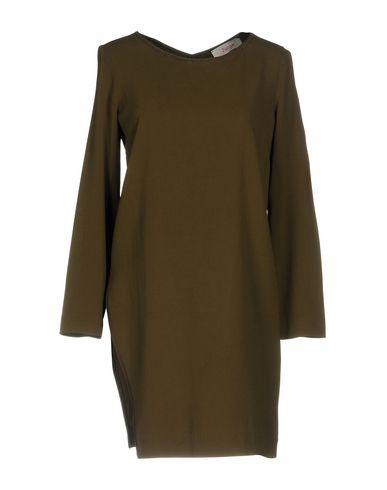 Фото - Женскую блузку JUCCA цвет зеленый-милитари