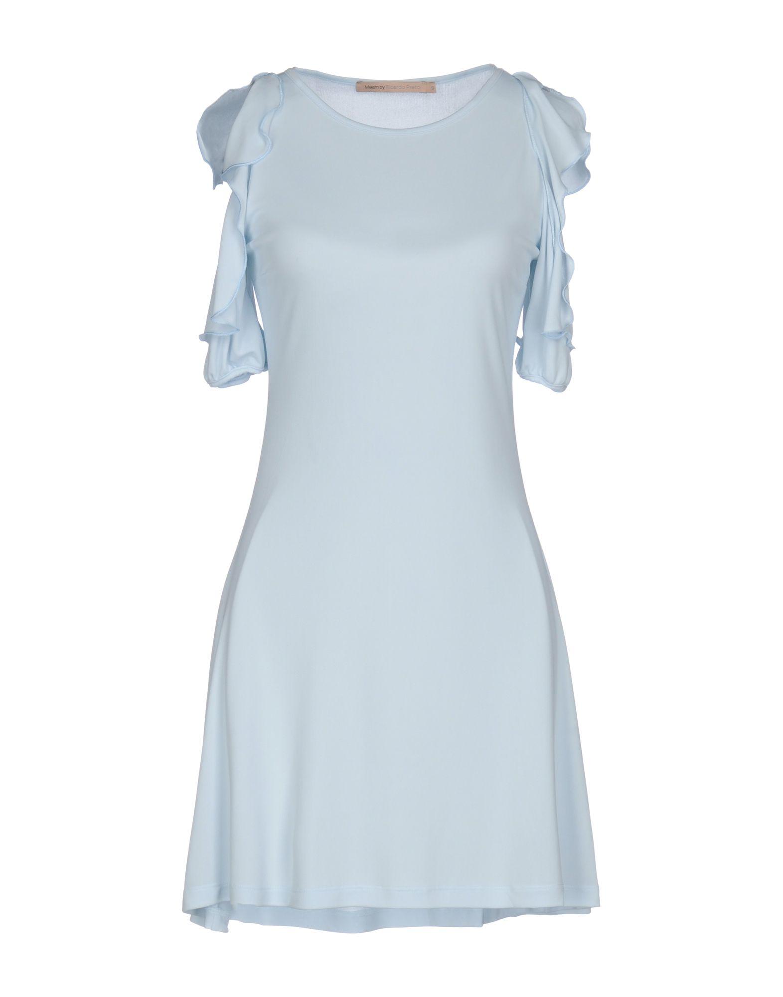MEAM BY RICARDO PRETO Короткое платье оправа для очков other red by ricardo 30g 139