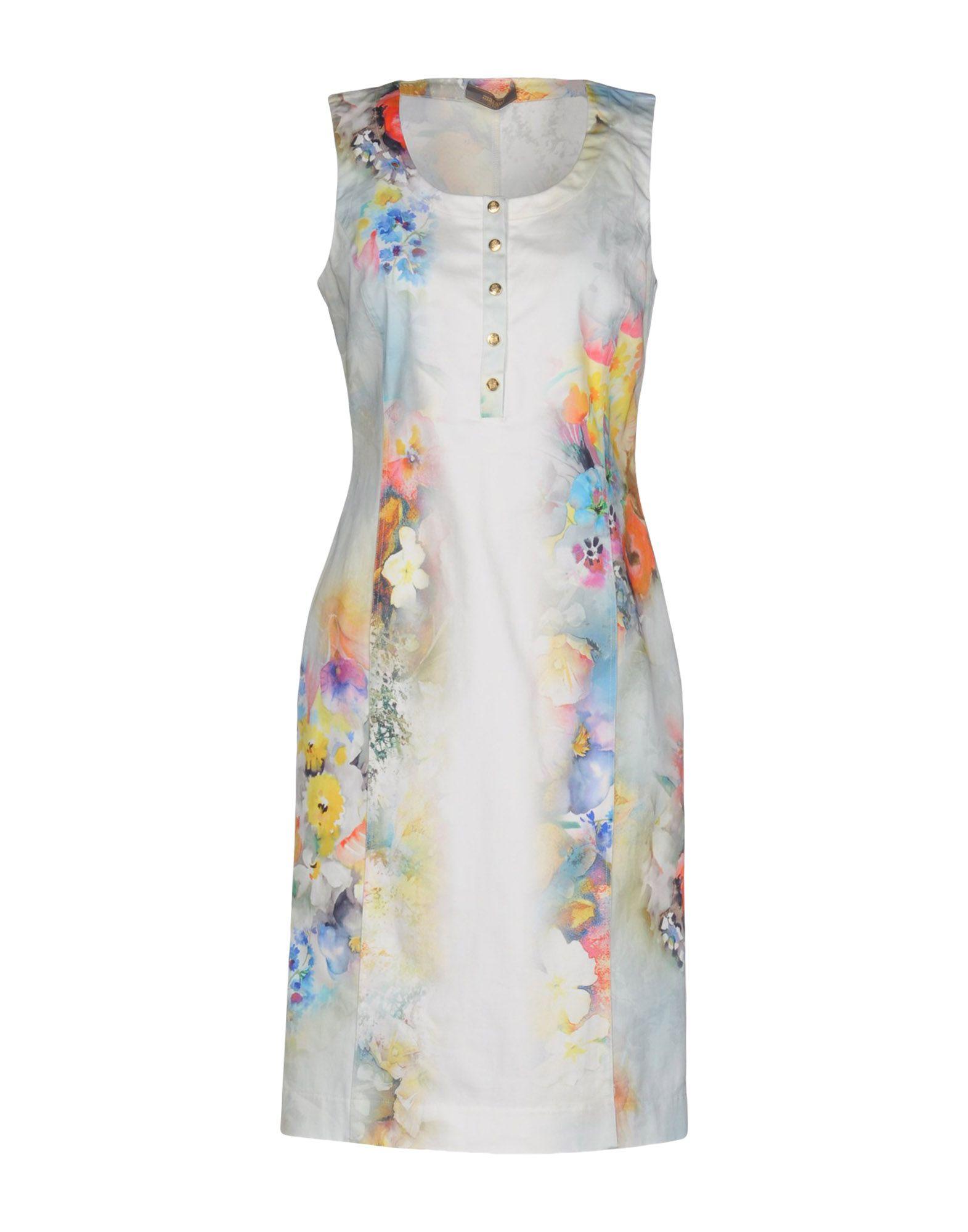 MARANI JEANS Платье до колена цена 2017