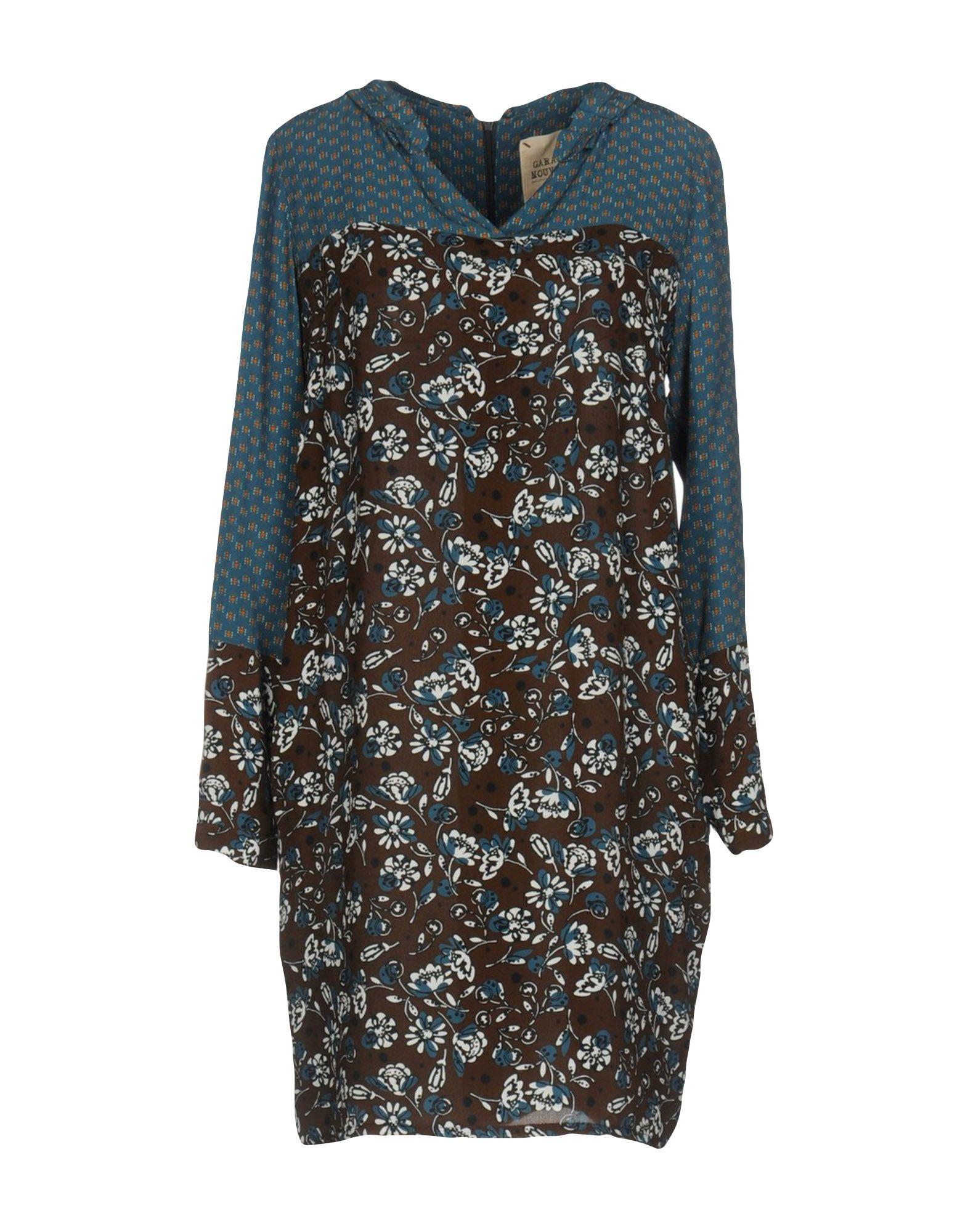 GARAGE NOUVEAU Короткое платье garage nouveau платье до колена