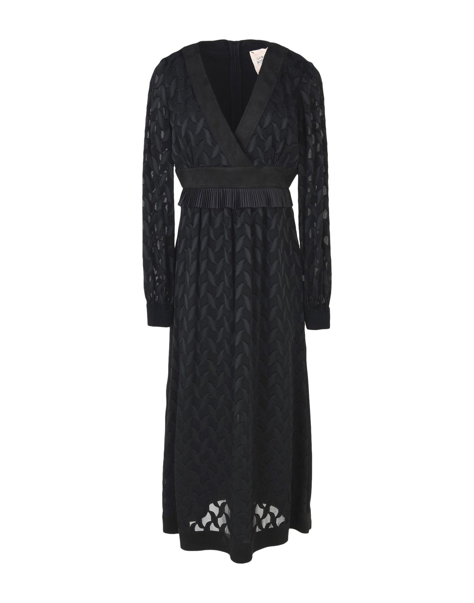 GARAGE NOUVEAU Платье длиной 3/4 garage nouveau платье до колена
