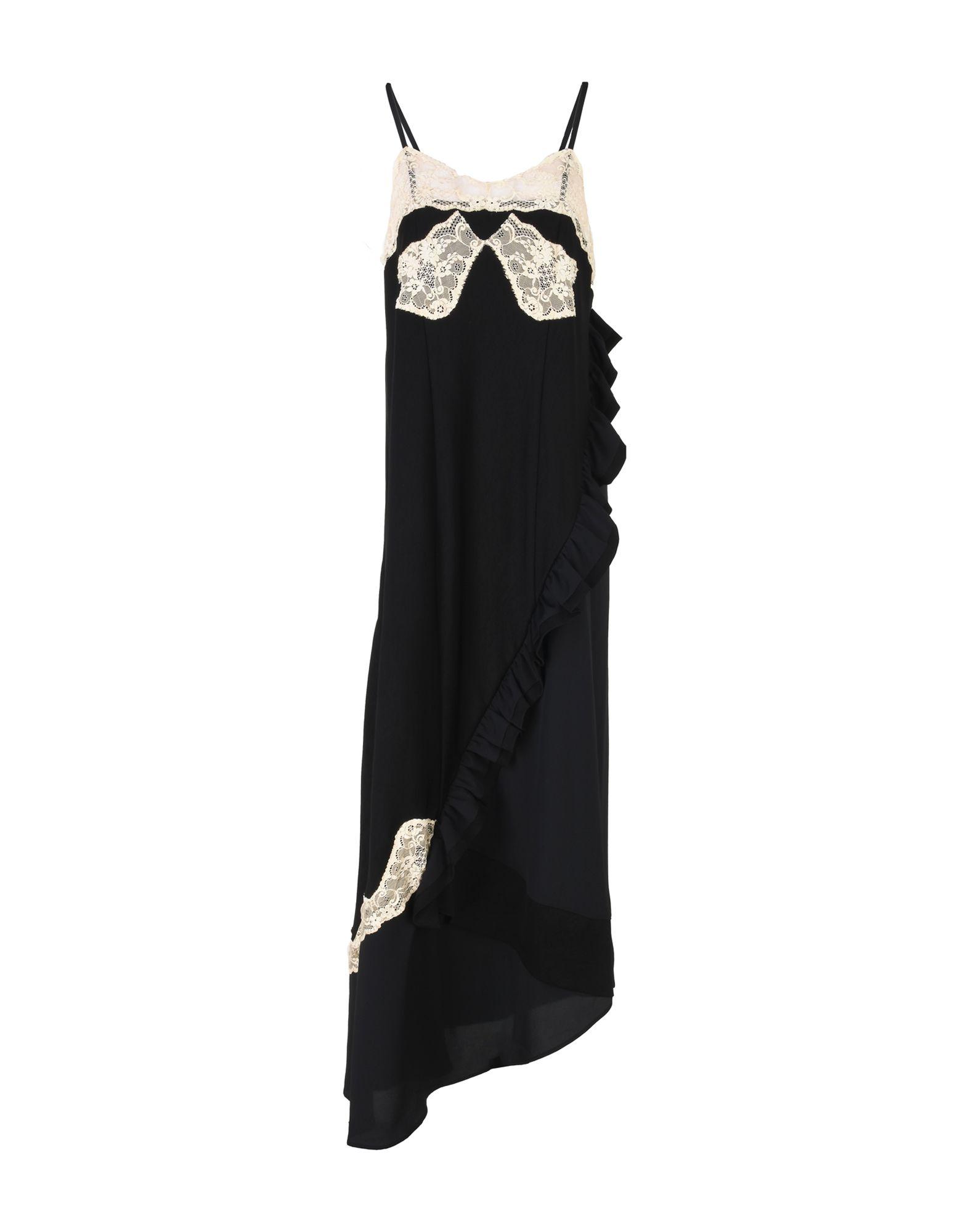 ERIKA CAVALLINI Длинное платье anais gillian комбинация