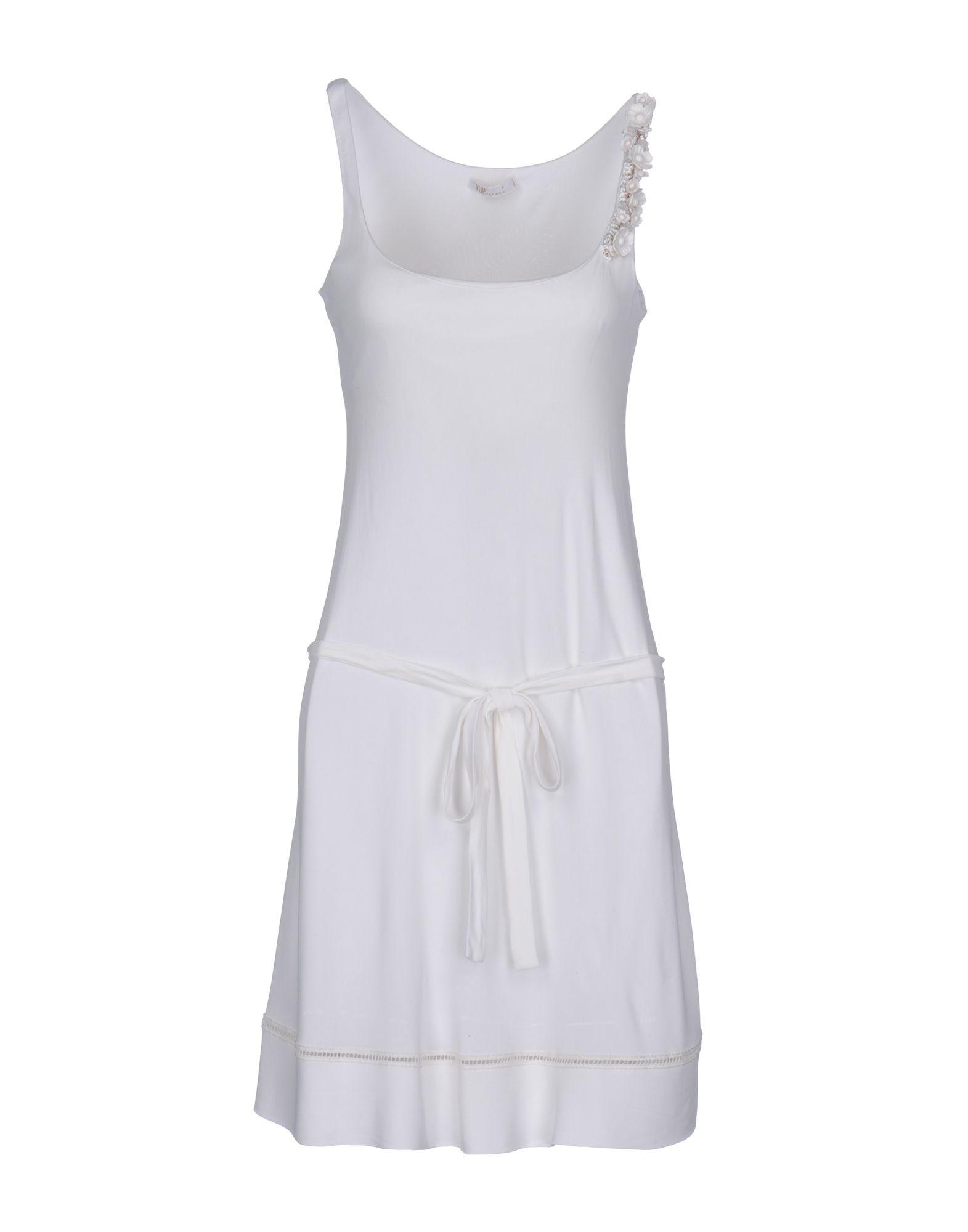 VDP BEACH Короткое платье цена 2017
