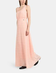 ARMANI EXCHANGE LACE-UP MAXI DRESS Maxi dress Woman d