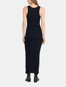 ARMANI EXCHANGE MAXI RIBBED SWEATER TANK DRESS Maxi dress Woman r