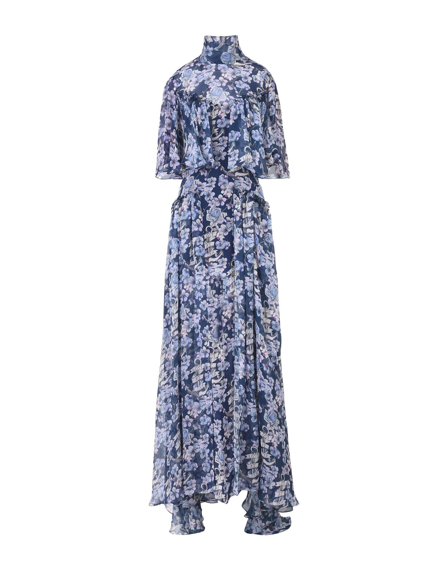 где купить  TEMPERLEY LONDON Длинное платье  по лучшей цене