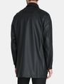 ARMANI EXCHANGE RUBBERIZED SLEEK COAT Coat Man r