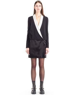 LANVIN Dress D FLOWY VELVET DRESS F
