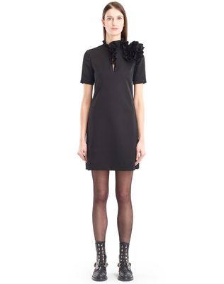 LANVIN Dress D GABARDINE DRESS F