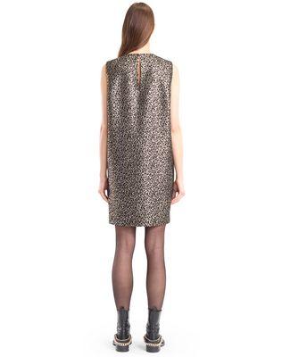 LANVIN GOLDEN LEOPARD DRESS Dress D e
