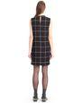 LANVIN Dress Woman CHEQUERED CADY DRESS f