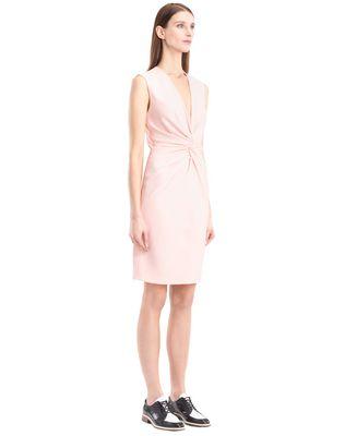 LANVIN POWDER CADY DRESS Dress D d