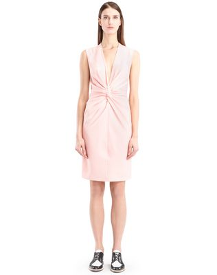 LANVIN POWDER CADY DRESS Dress D f
