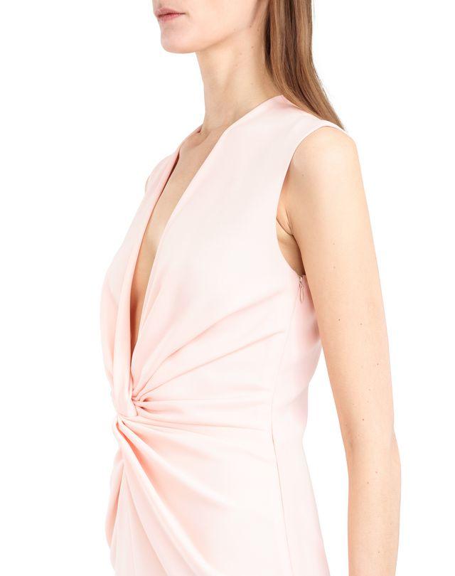 LANVIN POWDER CADY DRESS Dress D a