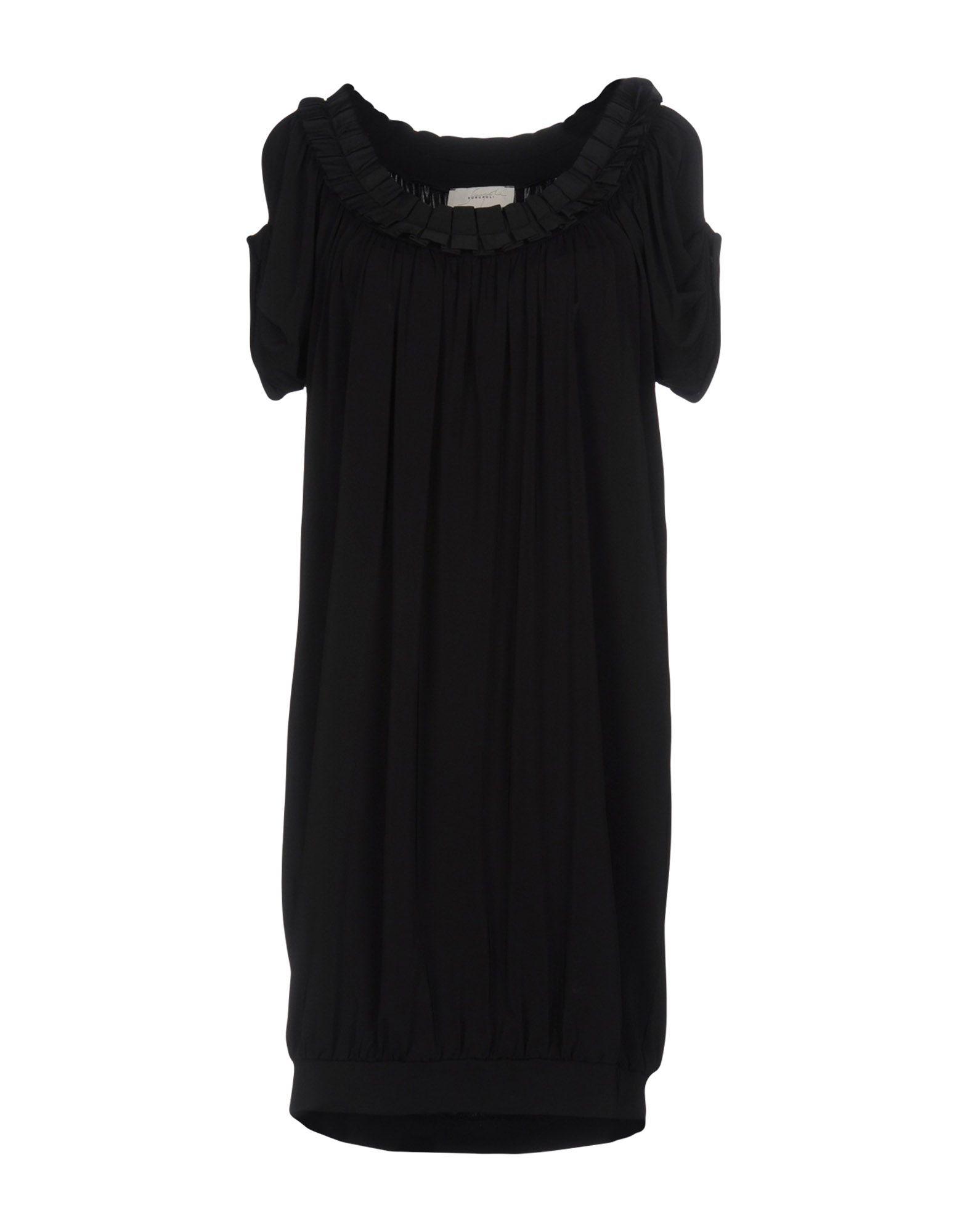 SCRUPOLI Короткое платье цена 2017