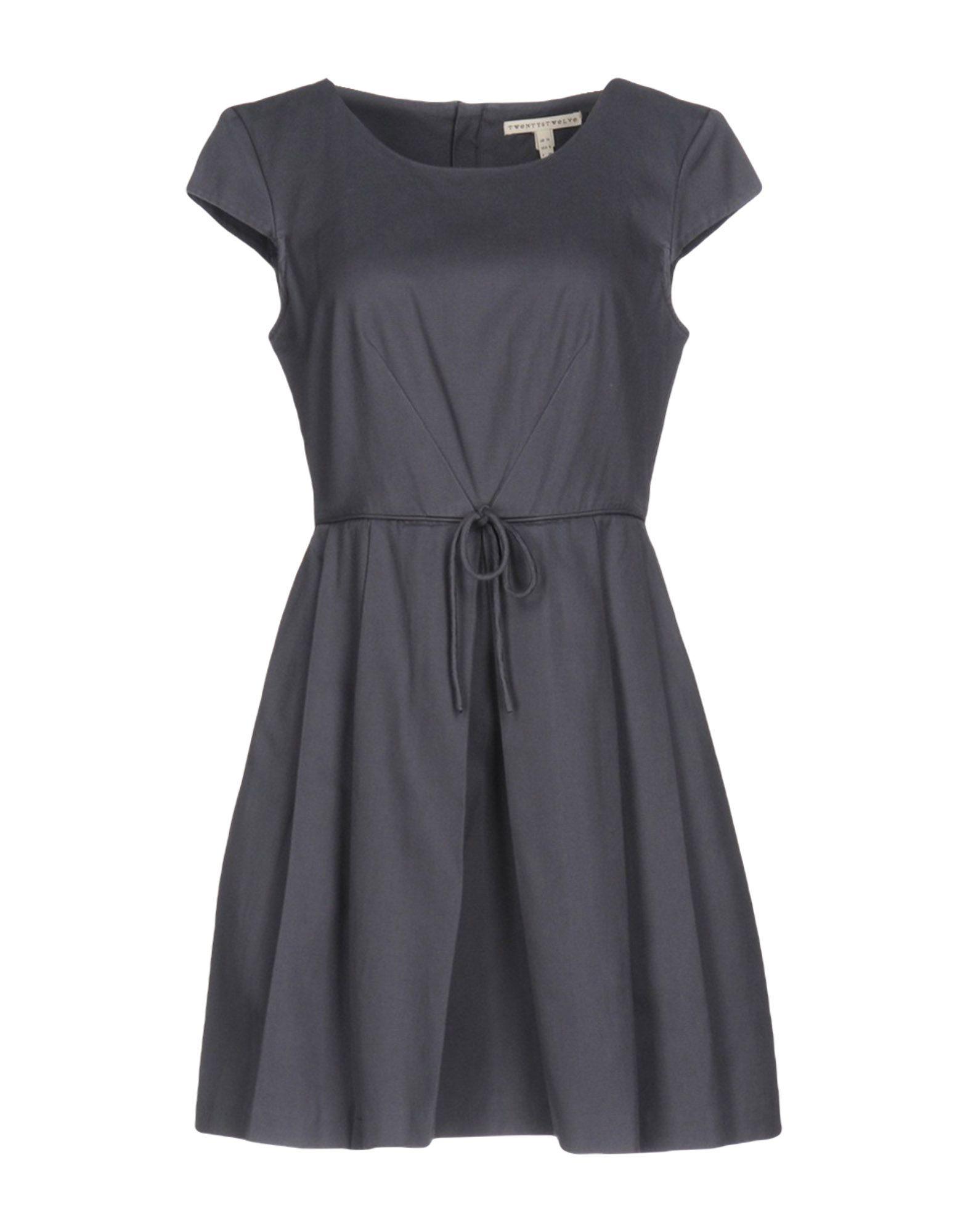 цена TWENTY8TWELVE Короткое платье онлайн в 2017 году
