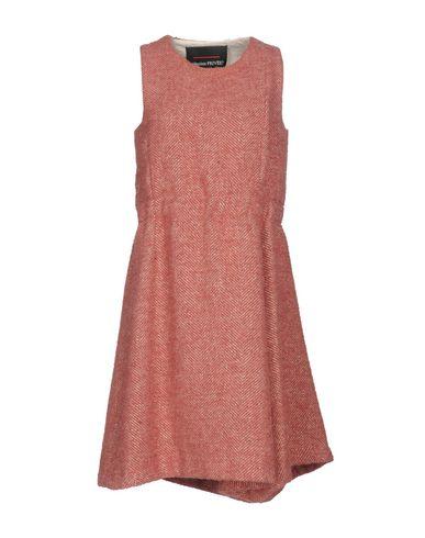 Фото - Женское короткое платье COLLECTION PRIVĒE? пастельно-розового цвета
