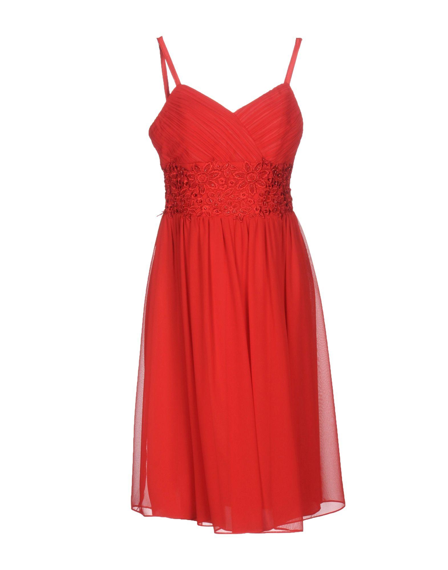 ALLURE Платье до колена paolo casalini платье до колена