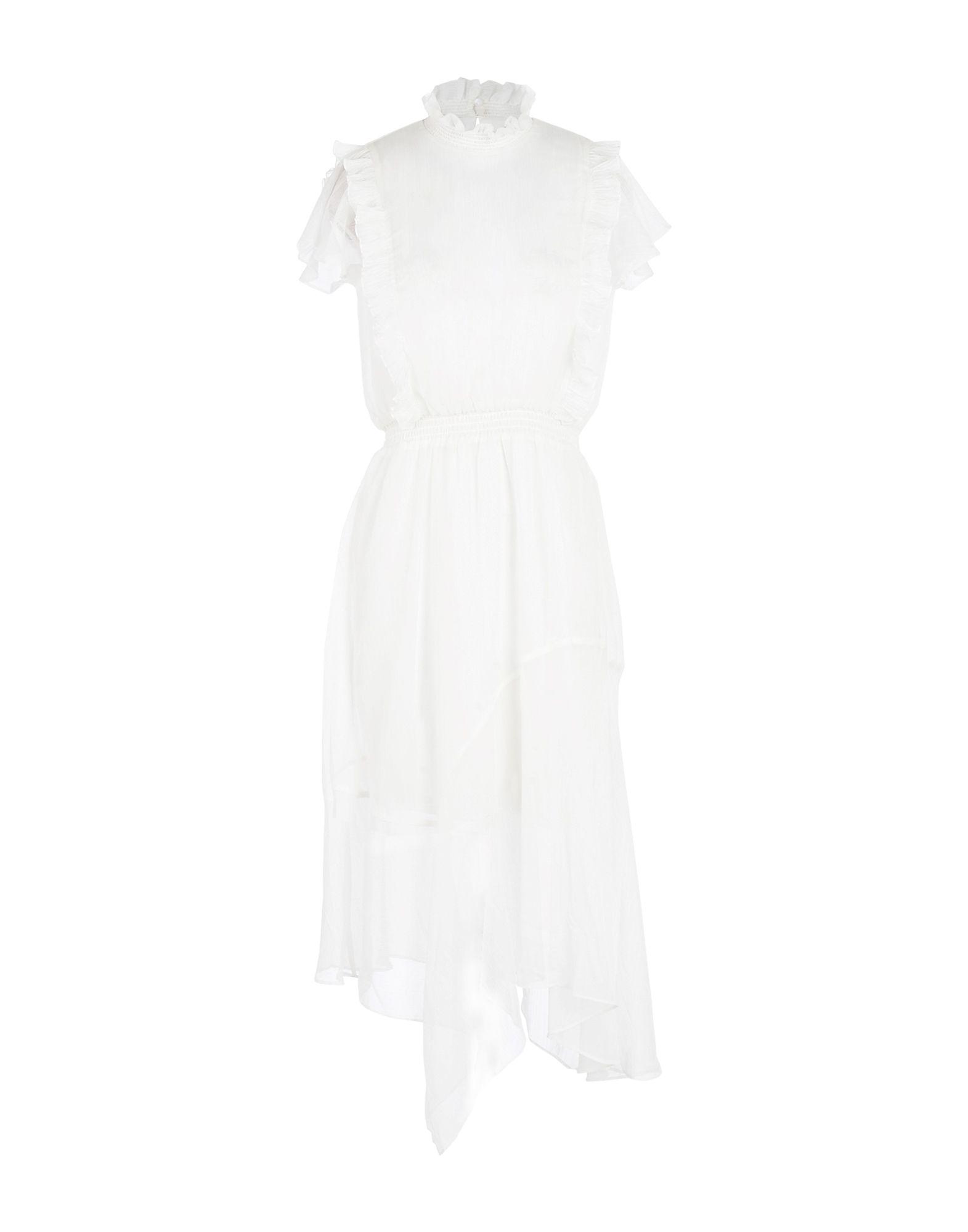 DESIGNERS REMIX CHARLOTTE ESKILDSEN Платье длиной 3/4 цена 2017