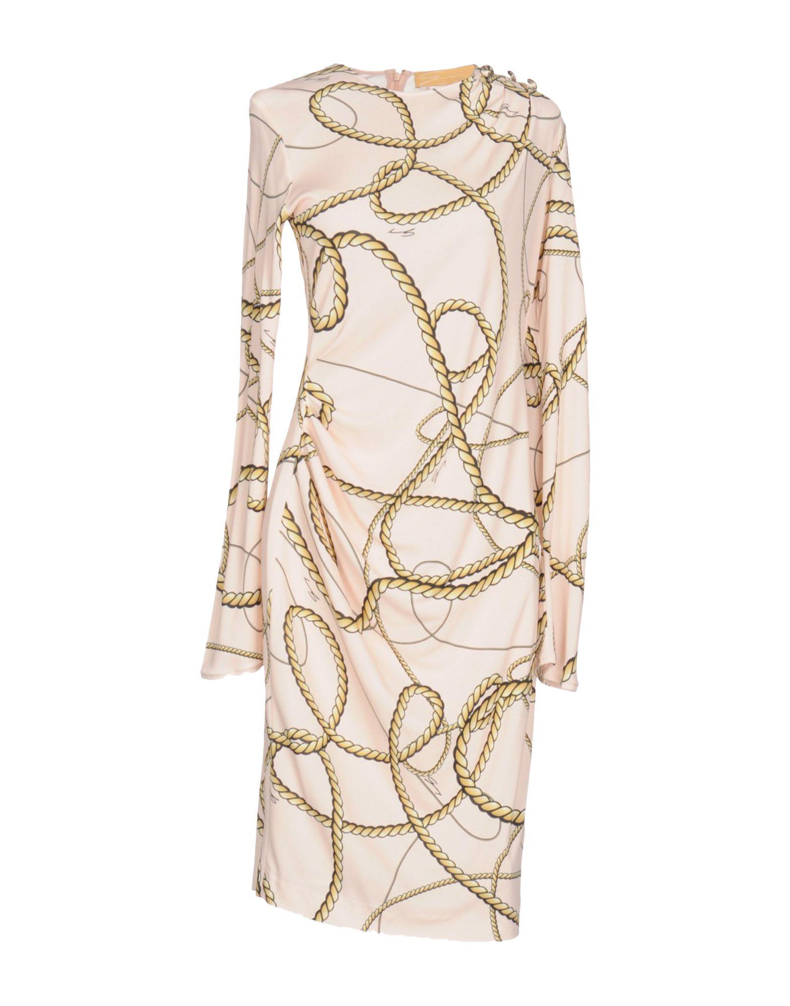 GENNY Платье до колена цены онлайн