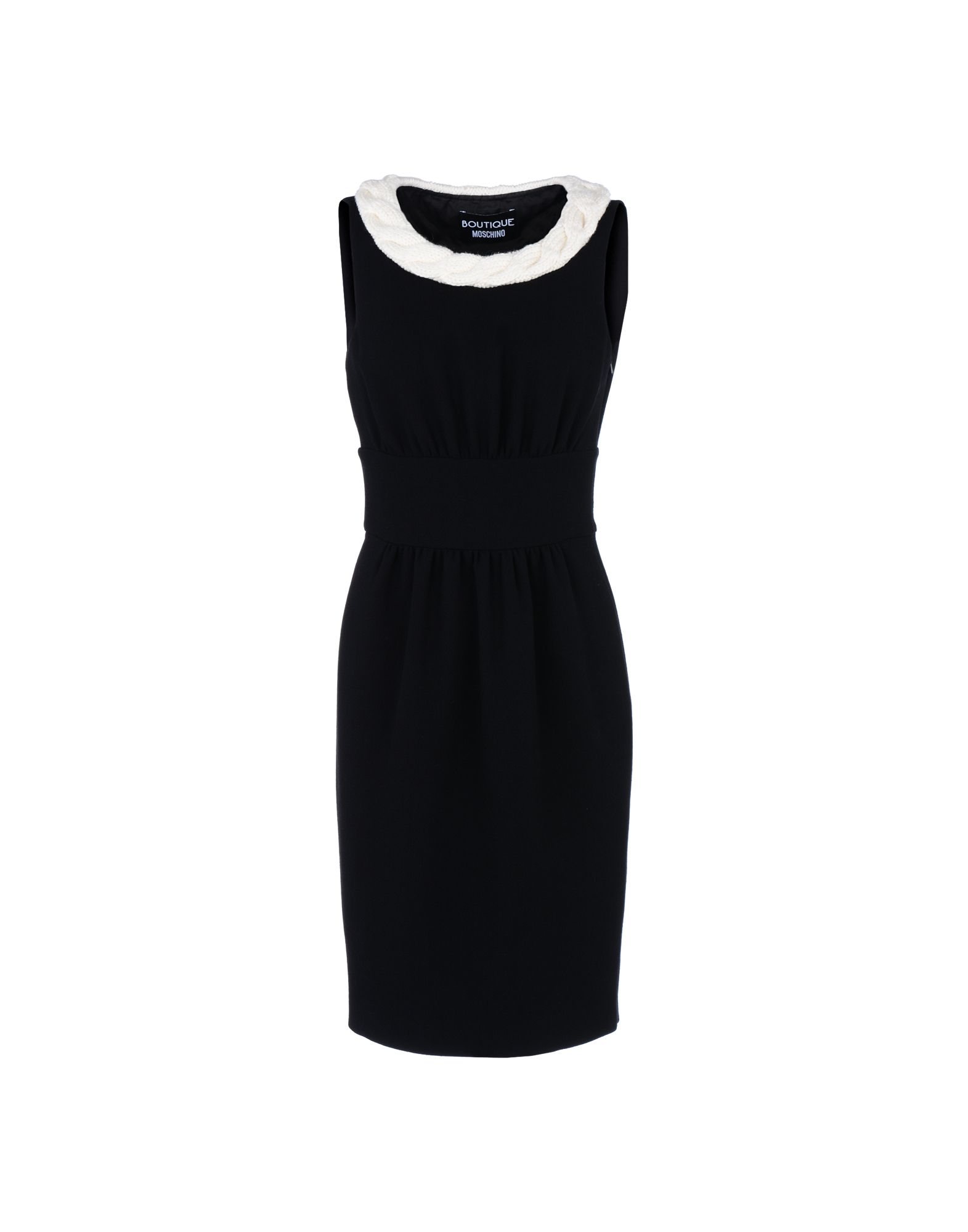 BOUTIQUE MOSCHINO Платье до колена платье boutique moschino boutique moschino bo036ewhah96