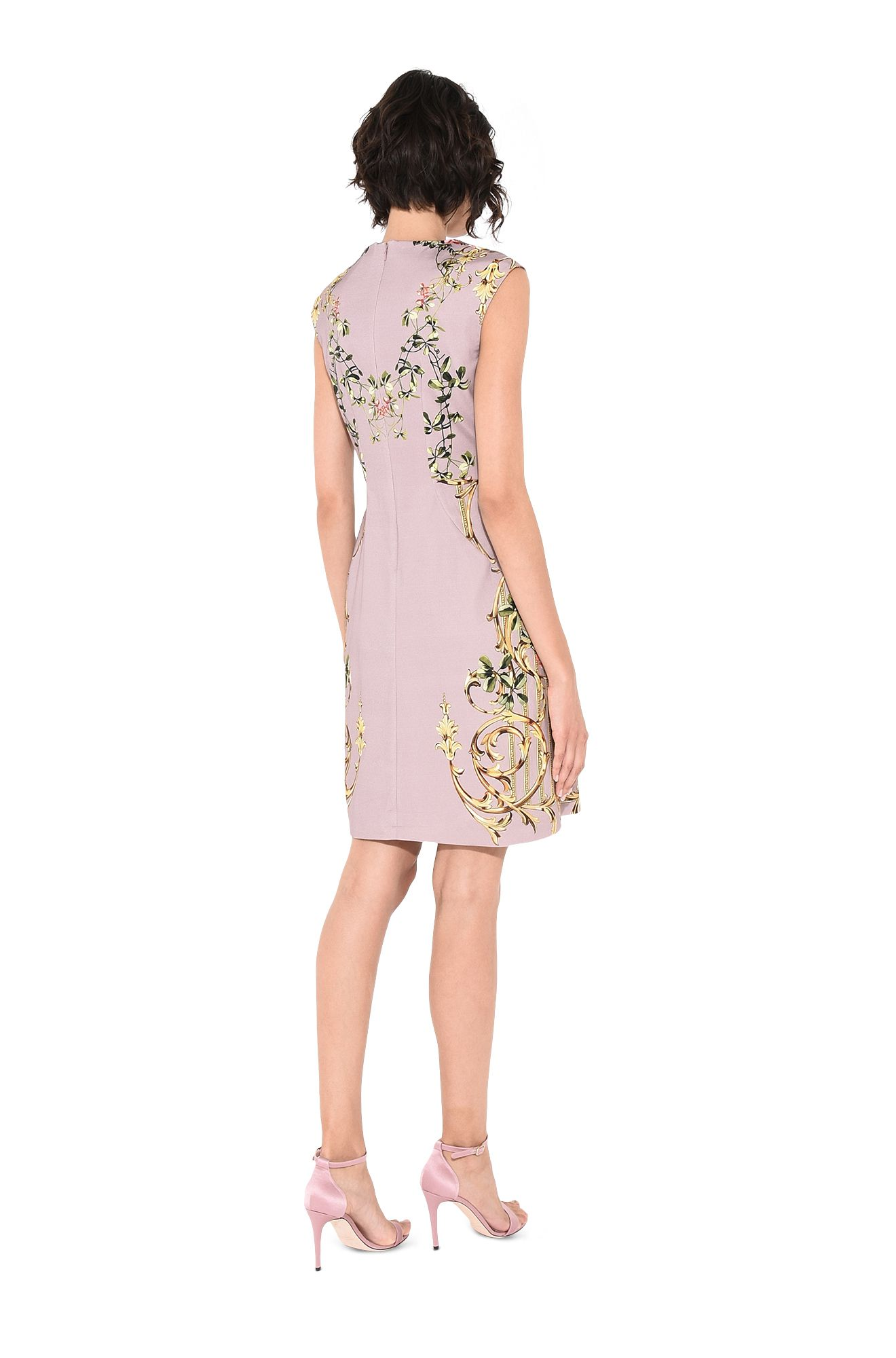 ALBERTA FERRETTI Short Dress D PALACE LADY DRESS r