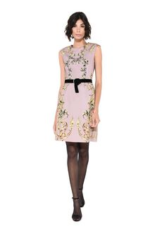 ALBERTA FERRETTI PALACE LADY DRESS Short Dress D a
