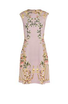 ALBERTA FERRETTI PALACE LADY DRESS Short Dress Woman d