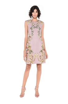 ALBERTA FERRETTI PALACE LADY DRESS Short Dress D f