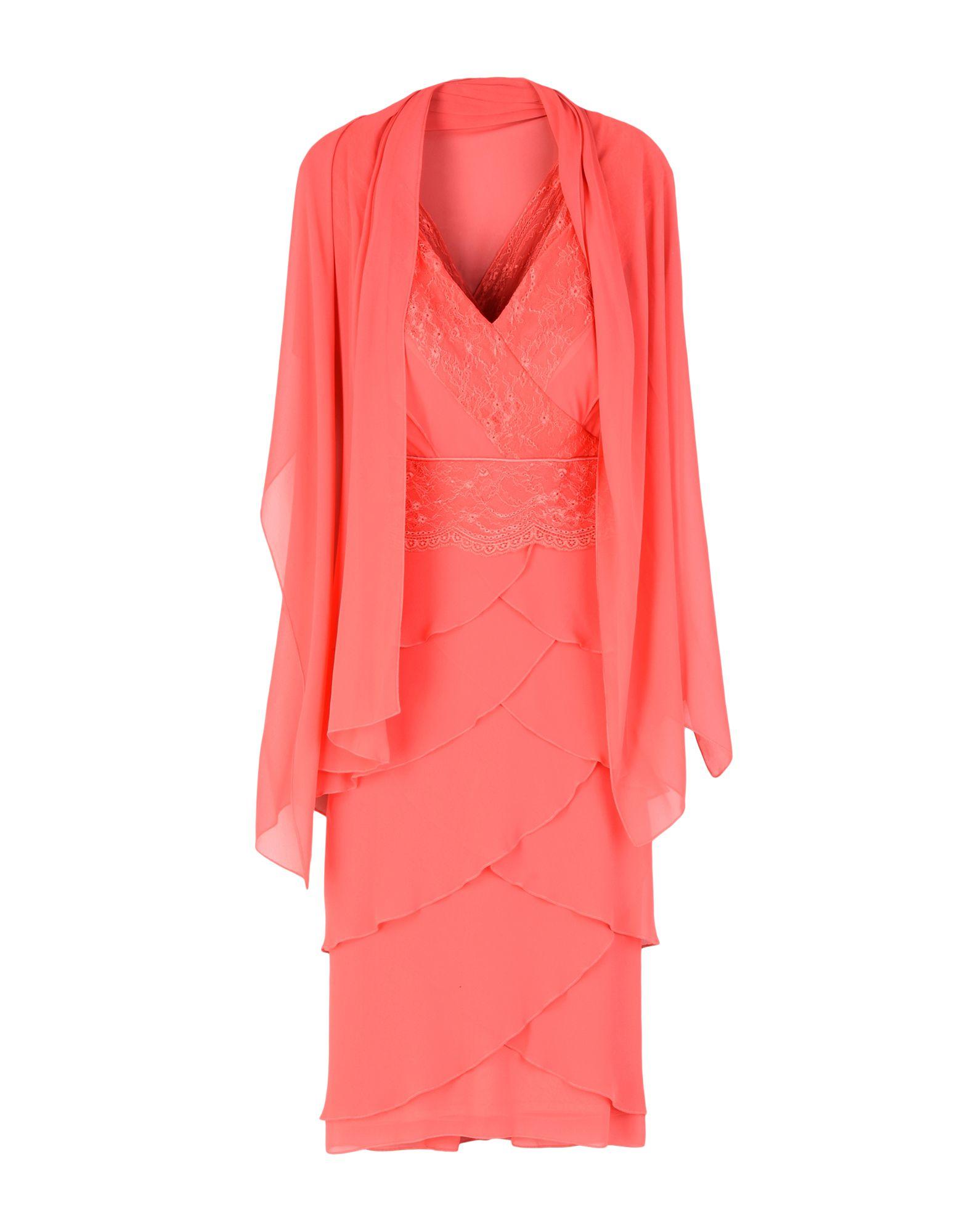 MUSANI COUTURE Платье длиной 3/4 alma couture юбка длиной 3 4