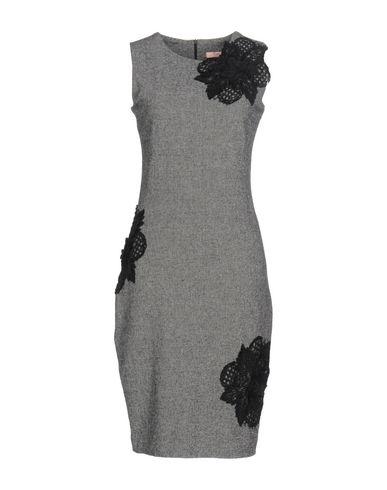 Платье до колена ROSE' A POIS 34759039UI