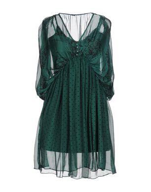 TRAFFIC PEOPLE Damen Kurzes Kleid Farbe Dunkelgrün Größe 4 Sale Angebote Pappenheim
